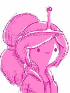 Princess Bubblegum. So cute