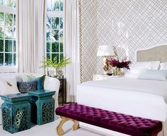 Bohemian Modern Style bedroom