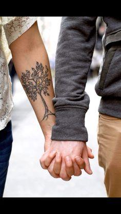 Tree tattoo <3