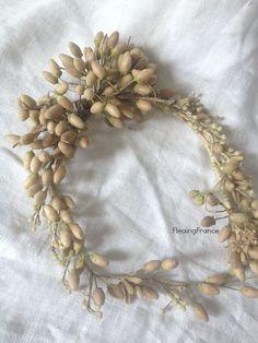 FleaingFrance......Fleur de Orange Wedding Crown