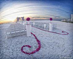 Beach Wedding Marco Island Marriott, FL