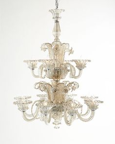 H7EMB La Scala 12-Light Chandelier