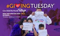#GivingTuesday - Giv