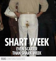 Shart Week 2012 bahahahaha