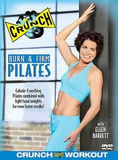 Burn & firm pilates