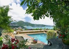 A Traditional bed and breakfast experience with distinctive Caribbean style in the town of Carlotte Amalie in St. Thomas from $175 a night