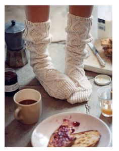 this is the year I am going to learn how to knit socks, especially with winter nearly here!