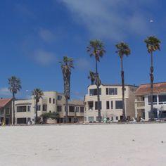 San Diego.... Mission Beach