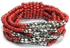 Roxie #Bracelet - Red #jewelry