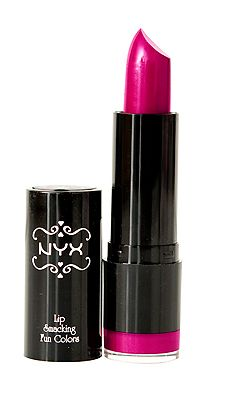 NYX Round Lipstick in Shiva - I would totally rock this color!!!!