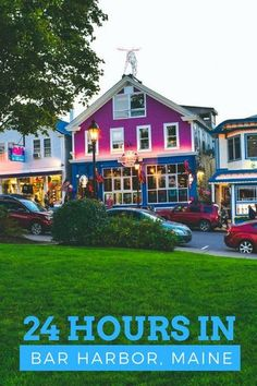 Bar Harbor, Maine: T