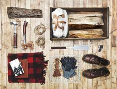 winter cabin, man stuff, men style, winter camping, girl style, gentleman style, lumberjack, gears, mountain life
