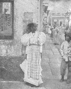 ☀  Puerto Rico ☀ Ponce, Puerto Rico, 1899.