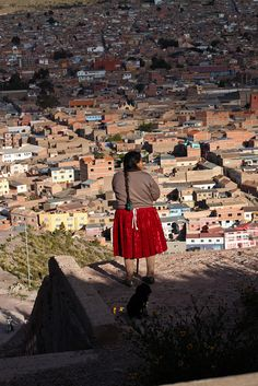 Potosí (Bolivia).  the highest city in the world http://www.lonelyplanet.com/bolivia/the-southwest/potosi