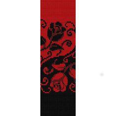 Instant Download Beading Pattern Loom by BeadingPatternsPlus, $3.00