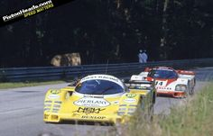Joest won Le Mans in 1984