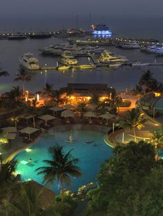 Jumeirah Beach Hotel, Dubai - Honeymoon destinations - Leisure Pool