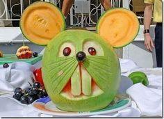 mice, craft, foods, funny faces, sculptur