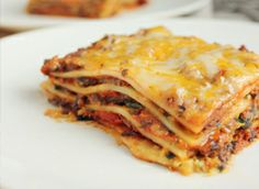 Mushroom Monday: Mushroom Lasagna