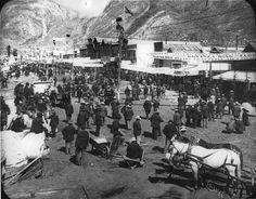 Dawson City Yukon 1899