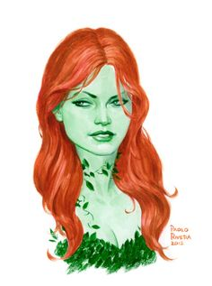 Poison Ivy by Paolo Rivera