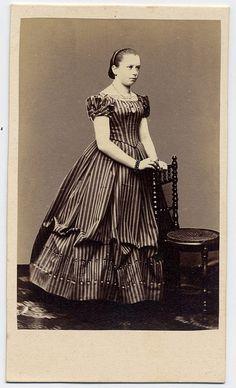 civil war era fashion teen dress