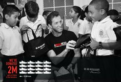 AWEARNESS - Kenneth Cole #GivingTuesday