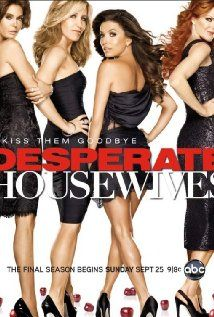 Desperate Housewives, gonna miss this!