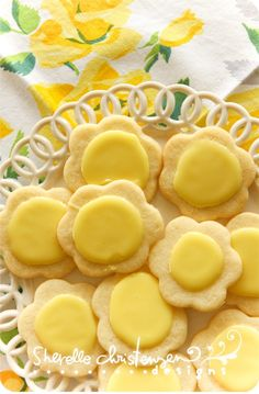 Cute little cookies