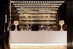 Pretty Please Lounge  Travis Walton  Architecture