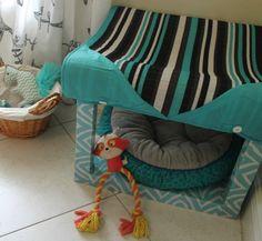 Ikea hack dog bed