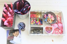 party hair, party favors, doll party, american girl parties, girl hair, birthday parti, doll hair, parti idea, american girls