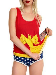 Underoos DC Comics Wonder Woman Girls Underwear Set   Hot Topic