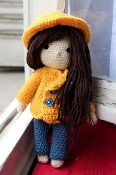 Ma poupée en crochet <3