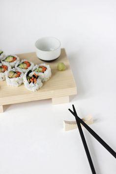 DIY Chopstick Rest @