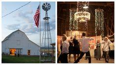barn dream, barn weddings