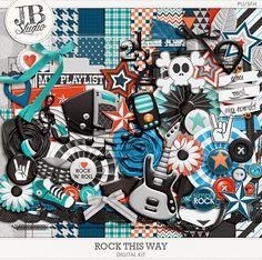Rock This Way by JB Studio