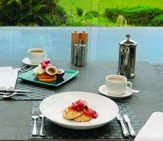 Your gourmet breakfast is served at Capella Lodge! Our menu changes daily to ensure the finest and freshest regional produce is showcased and. #capellalodge #lordhoweisland #australia