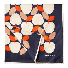 love these colors and pattern by Orla Kiely