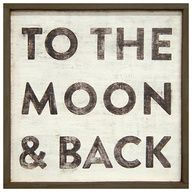 Sugarboo Designs Little Print To The Moon And Back from @laylagrayce #laylagrayce #new #sugarboodesigns   #laylagrayce and #gabbydecor