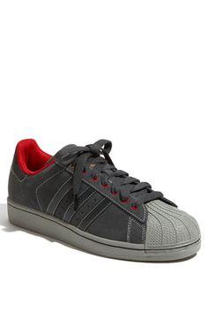 Adidas Superstar II in Grey