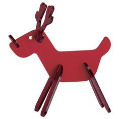 muji reindeer