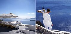 Hotel Katikies, Santorini, Greece - Greek Islands Luxury Hotels