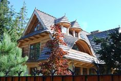 Another log home from Zakopane. pinned from lifebeyondtourism.org
