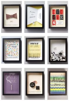 Displaying book covers