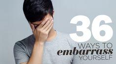 36 Terrible Sex Tips for Men