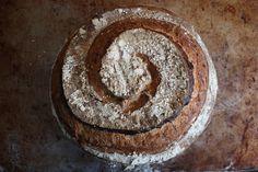 just really pretty bread - tartine