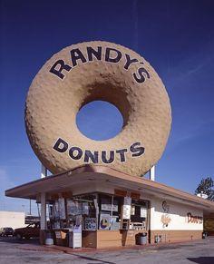 Randy's Donuts, Los Angeles