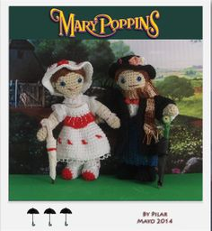 #amigurumi #marypoppins