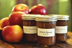 Today's Letters: {Homemade Applesauce & Canning 101} - I am mostly interested in the canning part of this recipe since I already have a sauce recipe I like.